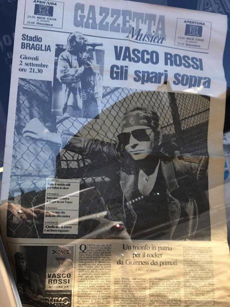 #ModenaPark - IL SOUNDCHECK DI VASCO 2017 Modena18