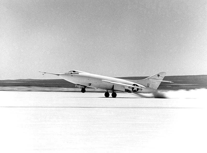 Douglas D-588-II ''Skyrocket'' casseur de Mach (1:72 Special Hobby) Dougla13