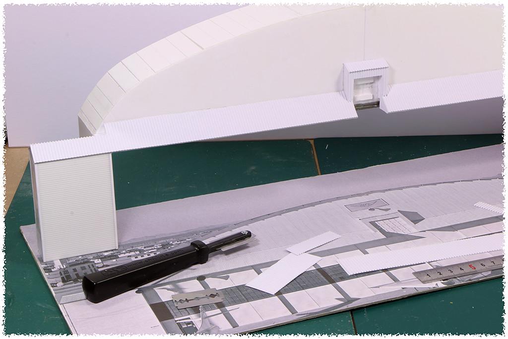 Hangar & tarmac du NACA, 1940's/50's (1:72) Img_3027