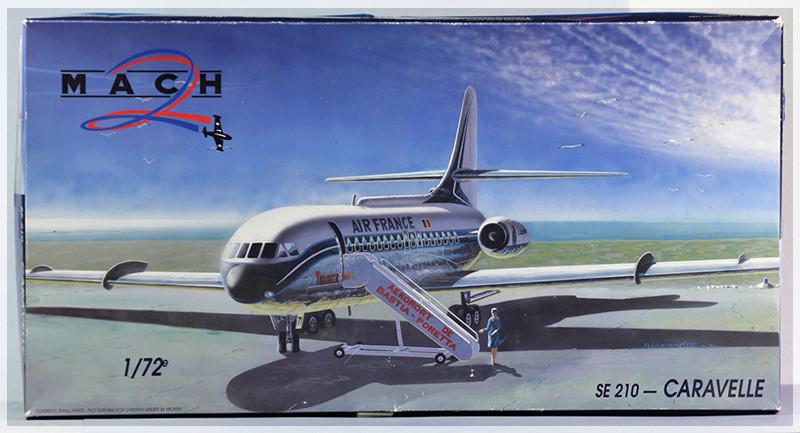 Sud Aviation SE-210 ''Caravelle'' (1:72 - MACH 2) Img_3031