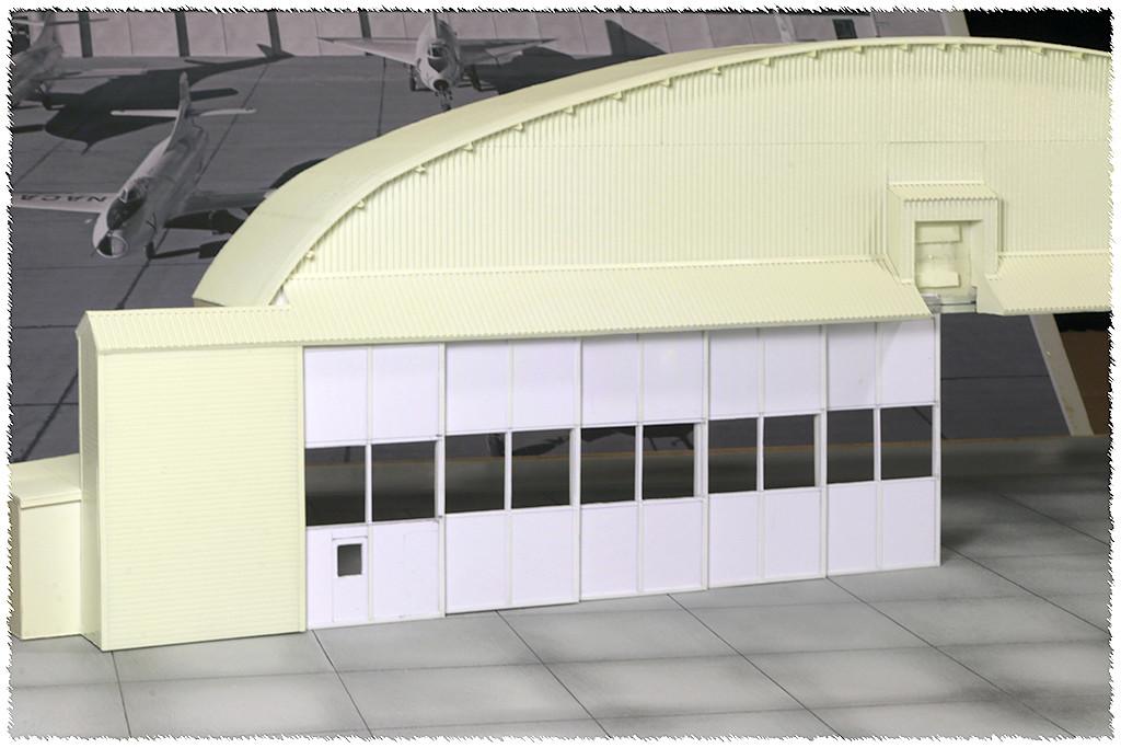 Hangar & tarmac du NACA, 1940's/50's (1:72) - Page 2 Img_3213