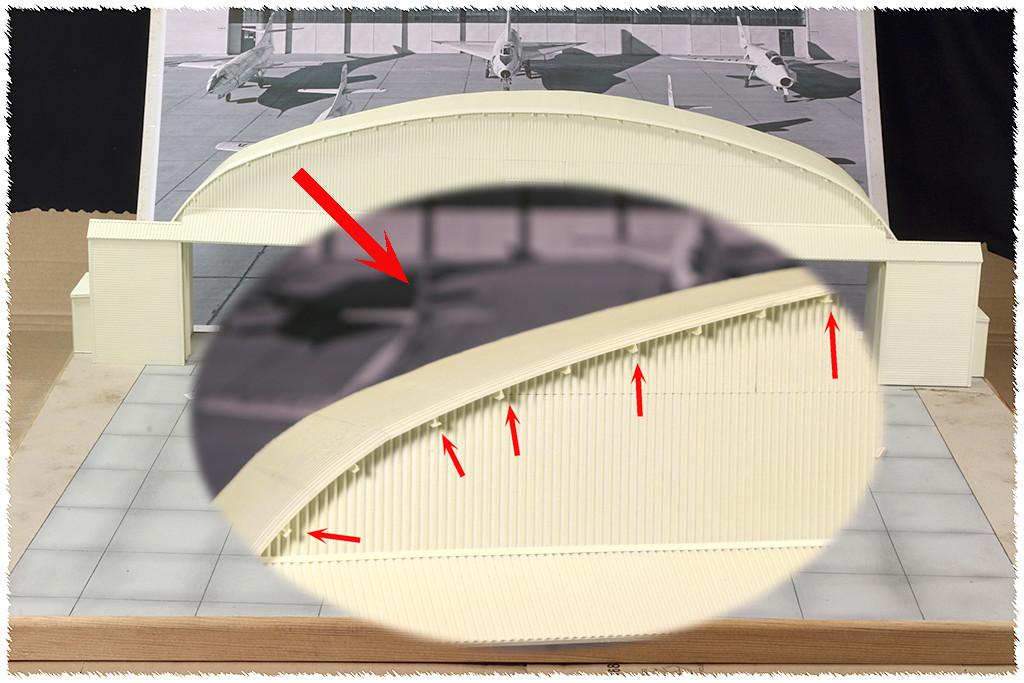 Hangar & tarmac du NACA, 1940's/50's (1:72) - Page 2 Img_3216
