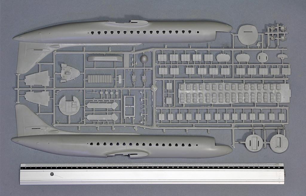 Sud Aviation SE-210 ''Caravelle'' (1:72 - MACH 2) Img_3411