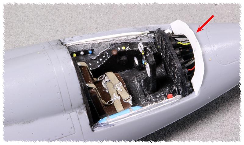 Douglas D-588-II ''Skyrocket'' casseur de Mach (1:72 Special Hobby) Img_3435