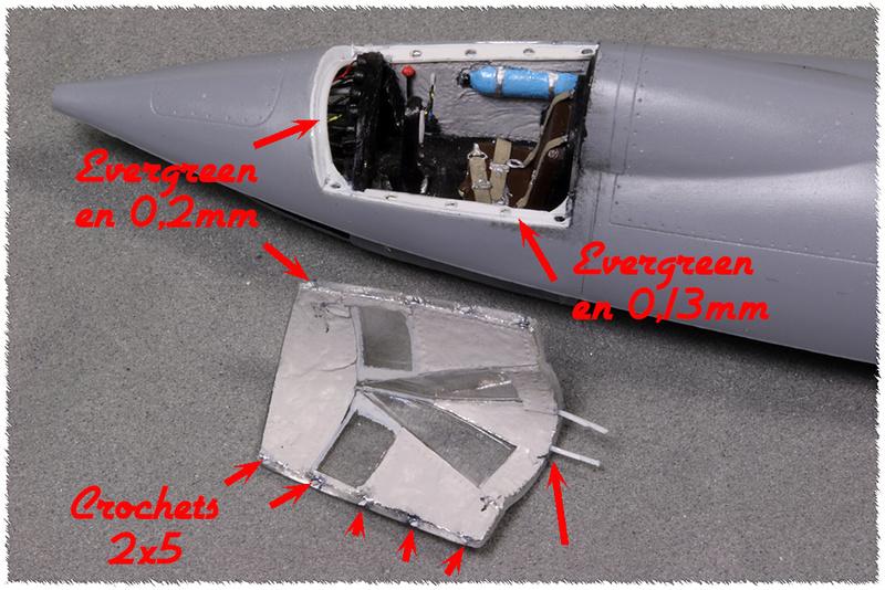 Douglas D-588-II ''Skyrocket'' casseur de Mach (1:72 Special Hobby) Img_3436