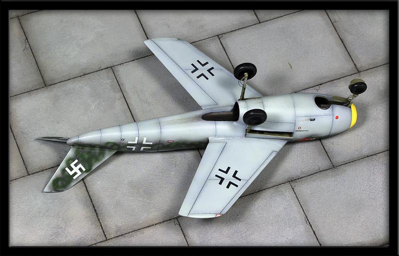 Luftwaffe 46 et autres projets de l'axe à toutes les échelles(Bf 109 G10 erla luft46). - Page 2 Img_9710