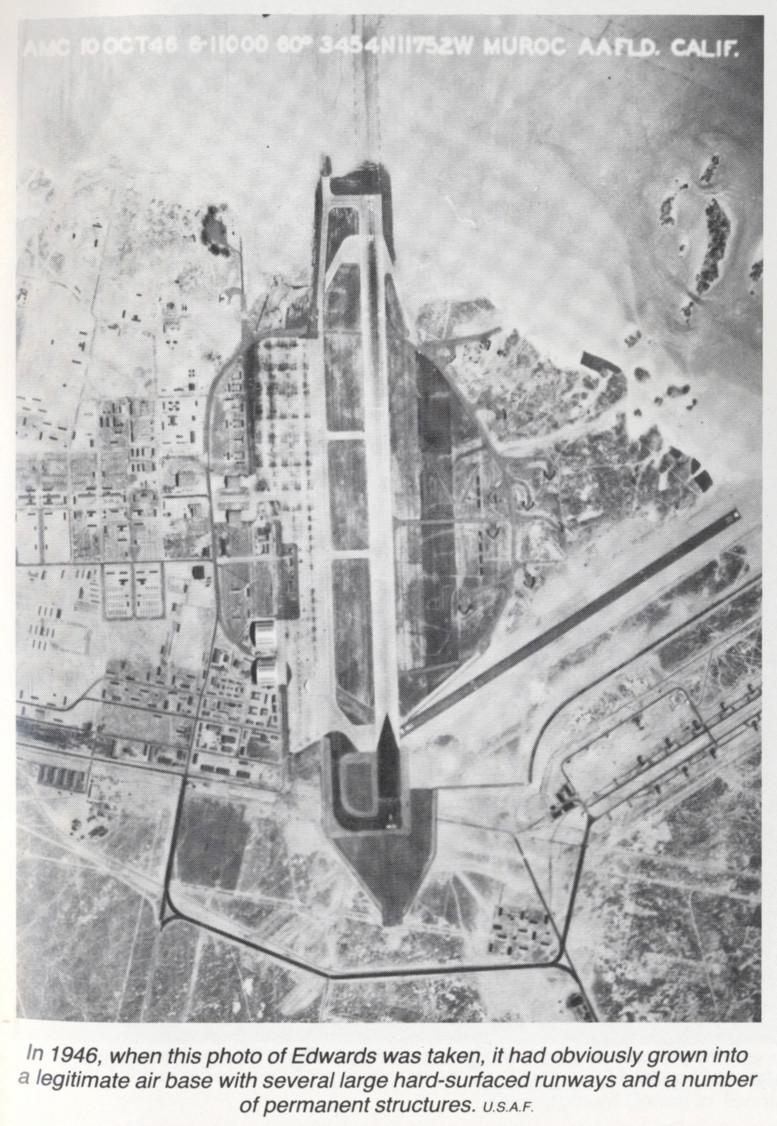 Douglas D-588-II ''Skyrocket'' casseur de Mach (1:72 Special Hobby) Muroc_11