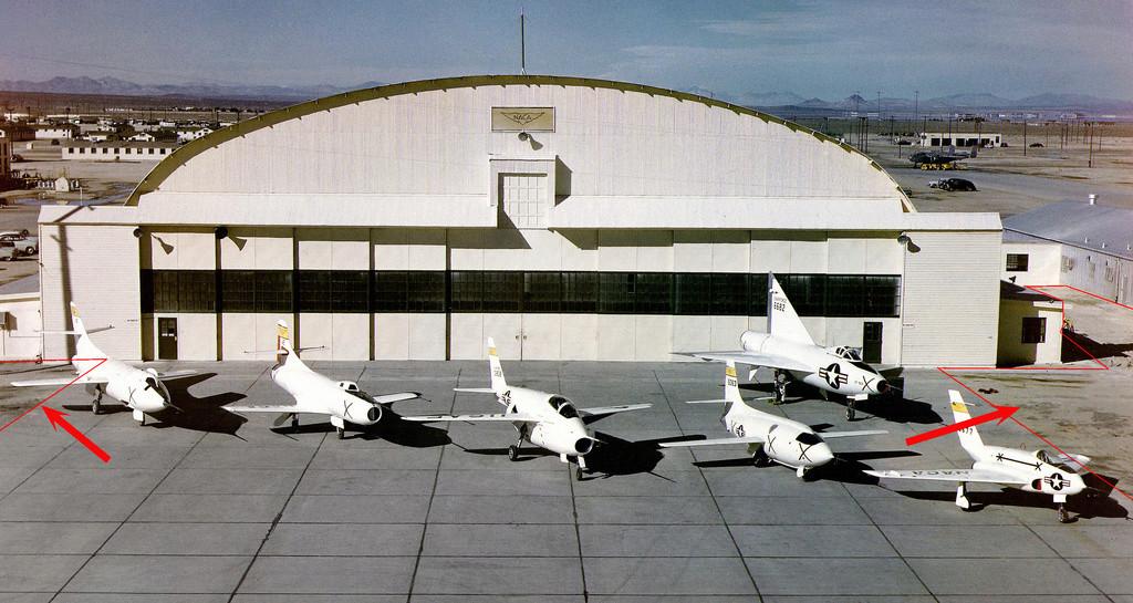 Hangar & tarmac du NACA, 1940's/50's (1:72) Naca_x12