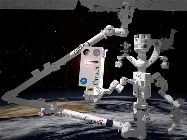 Détection des dommages à l'ISS ajoutée à Dextre en 2021 2ee41a10