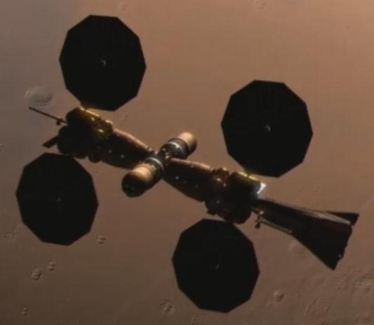 ITS à la sauce Lockheed Martin Navett10