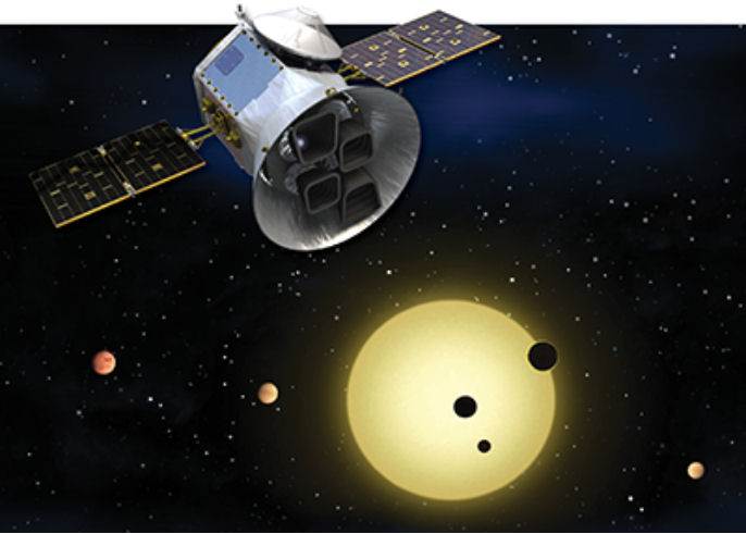 TESS (Transiting Exoplanet Survey Satellite) - Mission du télescope spatial Tess_e10