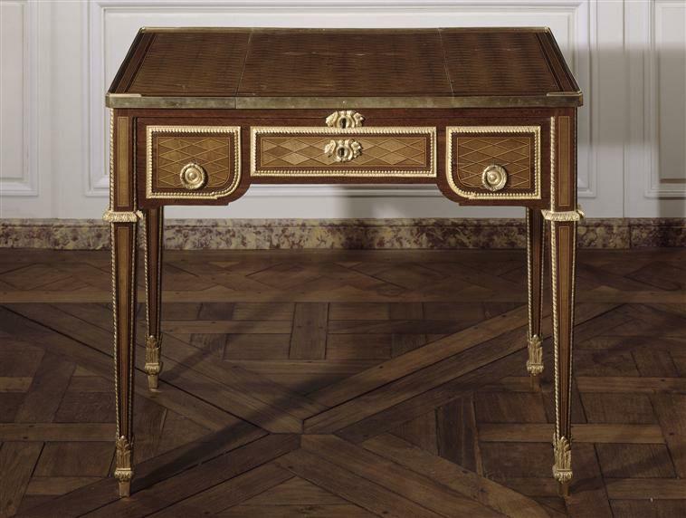 Tuileries - Le mobilier de Marie-Antoinette aux Tuileries 20229010