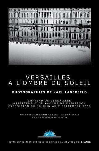 Photos de Versailles par Karl Lagerfeld Andrel11