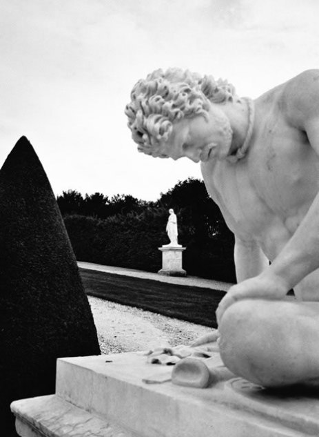 Photos de Versailles par Karl Lagerfeld Andrel12