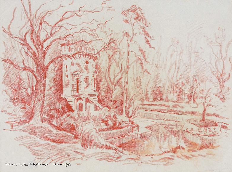 Château de Bellevue à Meudon Andrel19