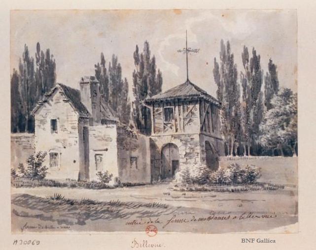 Château de Bellevue à Meudon Andrel20