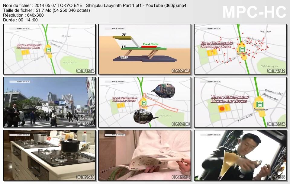 TOKYO EYE - Shinjuku Labyrinth Part 1 - Part 2 2014_013