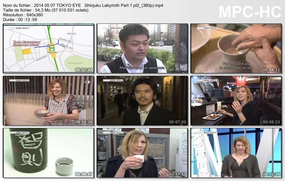 TOKYO EYE - Shinjuku Labyrinth Part 1 - Part 2 2014_014