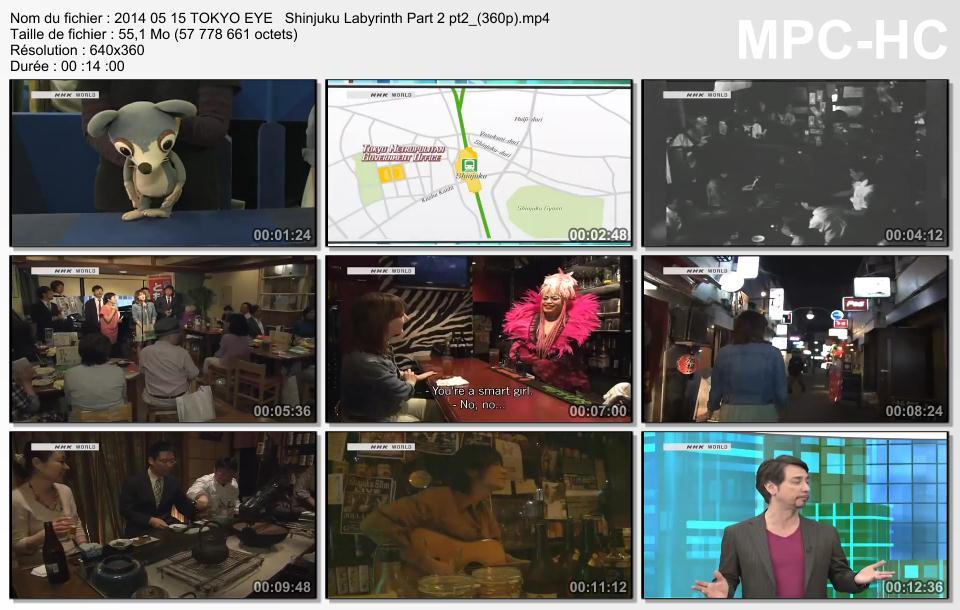 TOKYO EYE - Shinjuku Labyrinth Part 1 - Part 2 2014_016