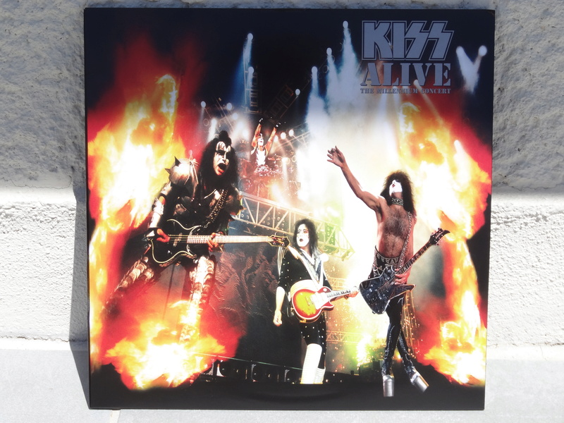 Alive : The Millennium Concert  Kiss610