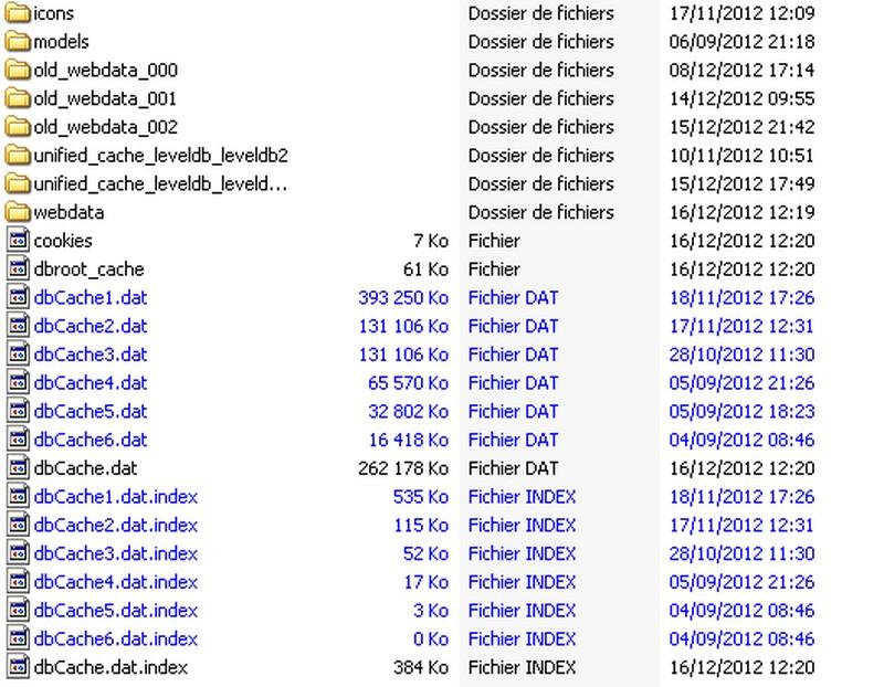 enregistrer - sauvegarde mémoire cache [Problèmes Google Earth résolu] Sans_t18