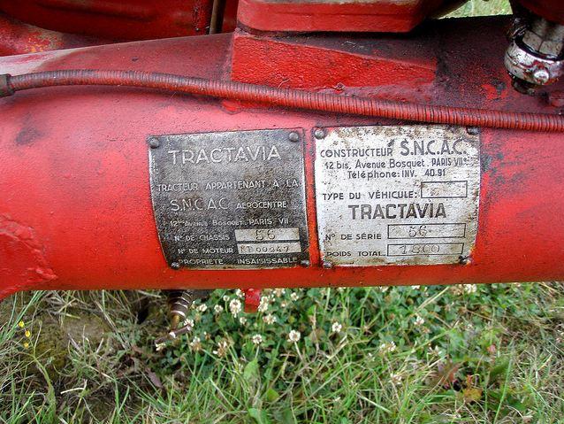 TRACTAVIA...un tracteur agricole à moteur CITROËN Captur65