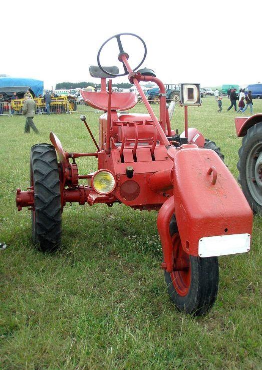 TRACTAVIA...un tracteur agricole à moteur CITROËN Captur68