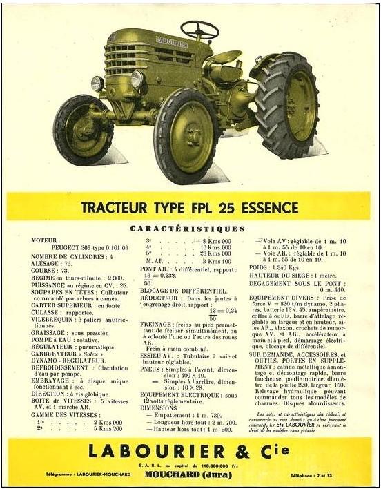 les TRACTEURS AGRICOLES à moteur 203 - Page 2 Tracte12