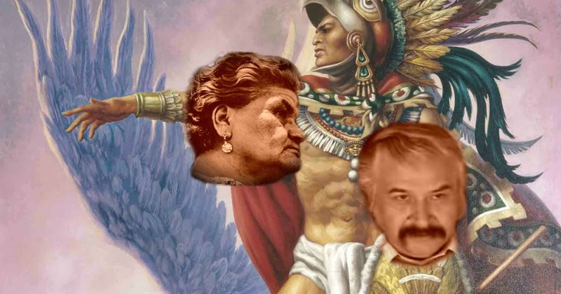 PACHITA, MEDIUM ILLUMINATI, CHAMANA  MEXICANA Bro12