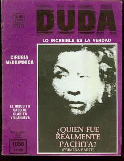 PACHITA, MEDIUM ILLUMINATI, CHAMANA  MEXICANA Bro23