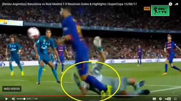 El Real Madrid le pinta la cara al Barcelona en su feudo con intento de atraco incluido Enl10