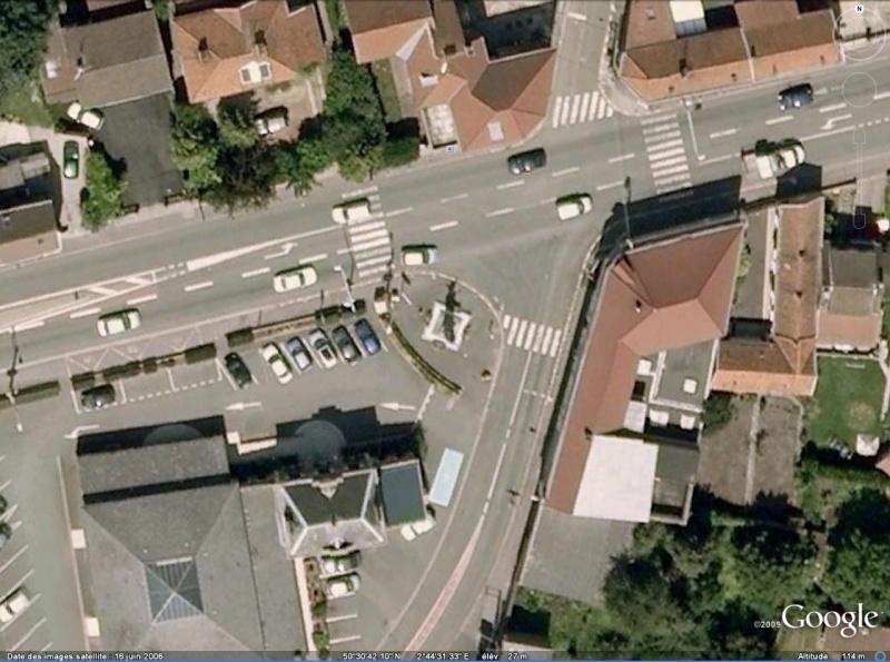 Statue de la Liberté = les répliques découvertes grâce à Google Earth Cambri10