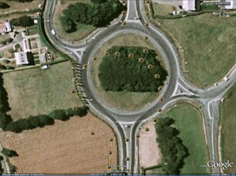 Statue de la Liberté = les répliques découvertes grâce à Google Earth - Page 2 Plaint10