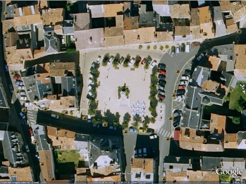 Statue de la Liberté = les répliques découvertes grâce à Google Earth Slpoit10