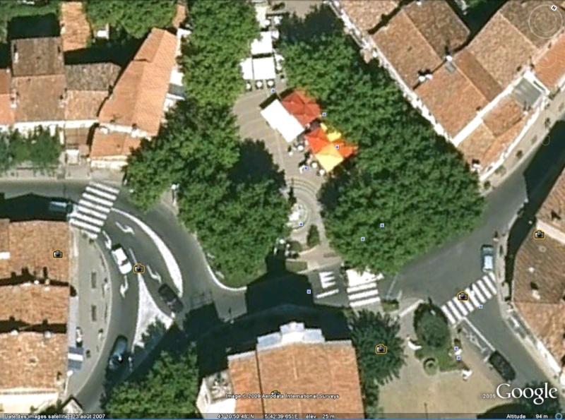 Statue de la Liberté = les répliques découvertes grâce à Google Earth Slstcy10