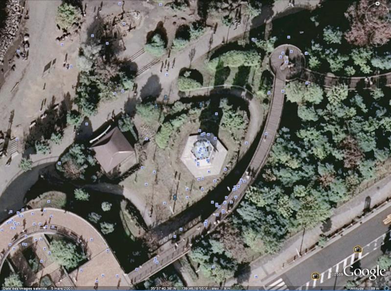Statue de la Liberté = les répliques découvertes grâce à Google Earth - Page 2 Tokyo10