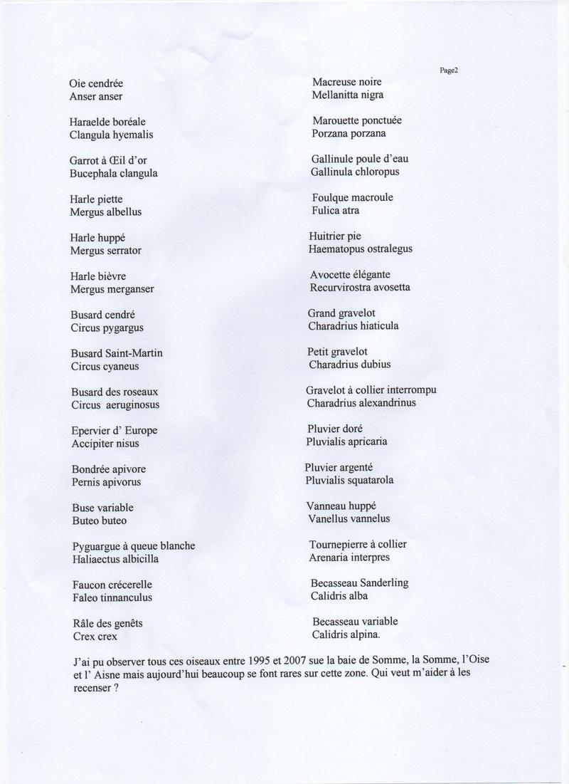 DOCUMENTS DE TRAVAIL 00211