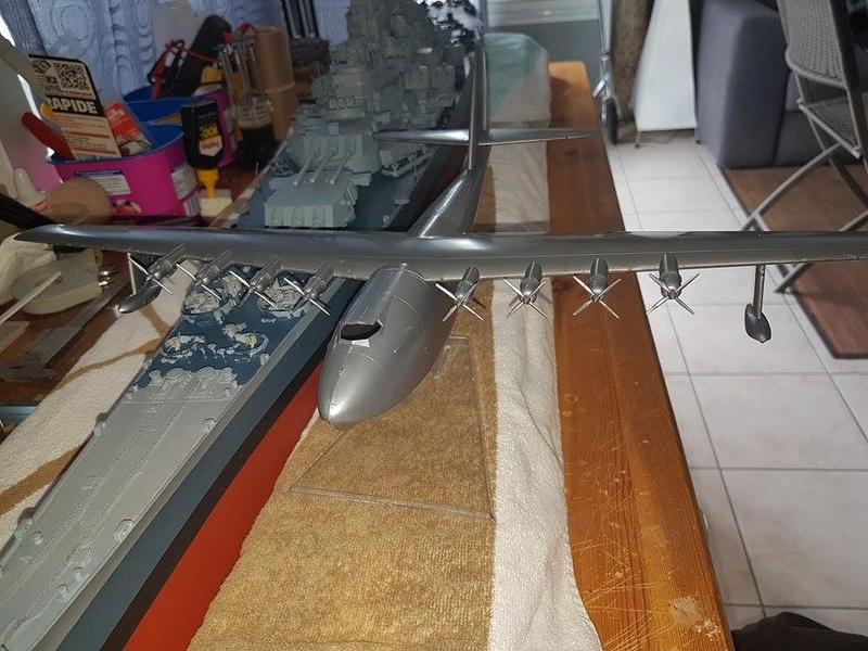 Hughes H-4 Hercules au 1/200  21362810