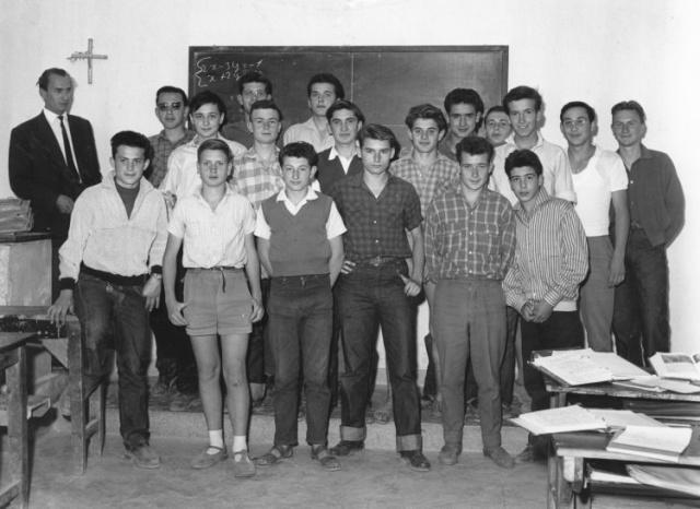 Le Collège des Oratoriens à Meknès Plaisance 1956_s10