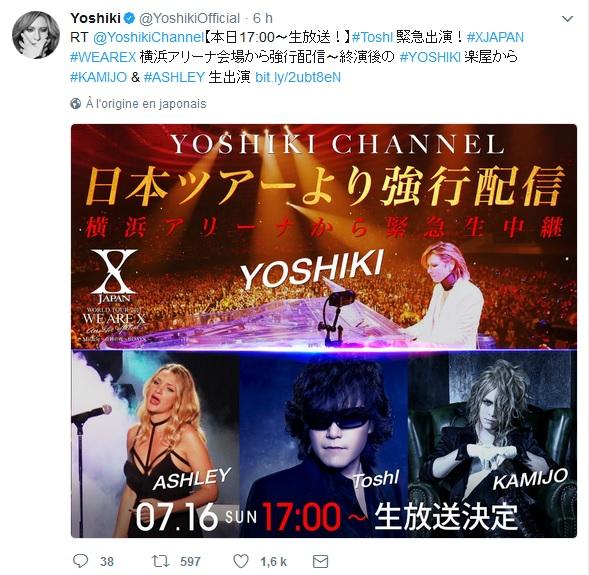 - Yokohama Arena [16 Juillet 2017] Sans_t10