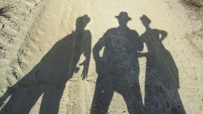 Retour à Almeria: les fantômes de Mesa Verde et d'El Paso 01-20110