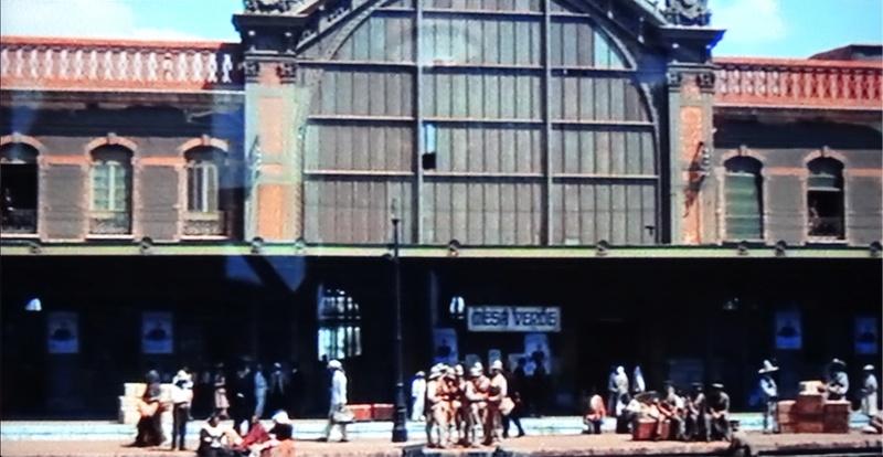 Retour à Almeria: les fantômes de Mesa Verde et d'El Paso 03-19710