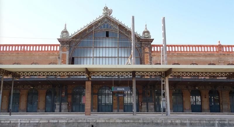 Retour à Almeria: les fantômes de Mesa Verde et d'El Paso 04-20110