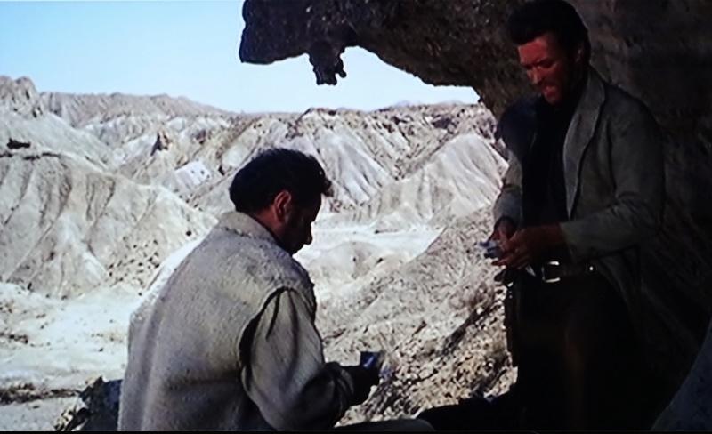 Retour à Almeria: les fantômes de Mesa Verde et d'El Paso 07-19610