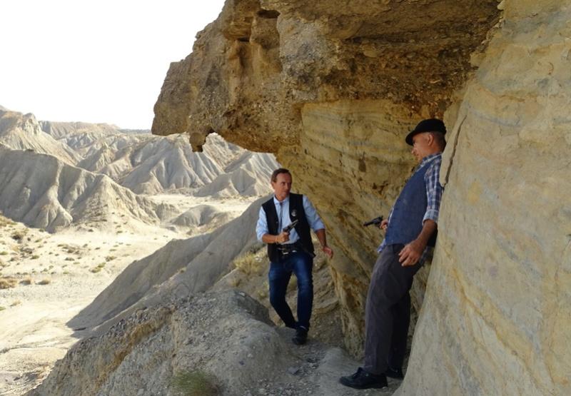Retour à Almeria: les fantômes de Mesa Verde et d'El Paso 08-20110