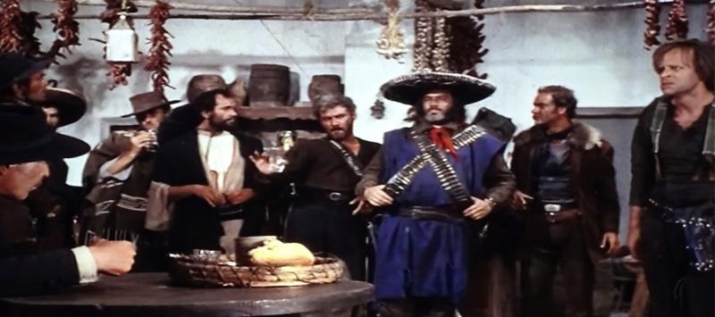 Retour à Almeria: les fantômes de Mesa Verde et d'El Paso 09-19610