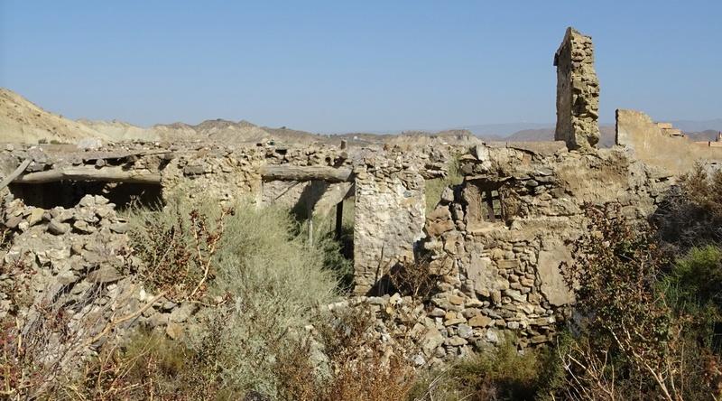 Retour à Almeria: les fantômes de Mesa Verde et d'El Paso 10-20110