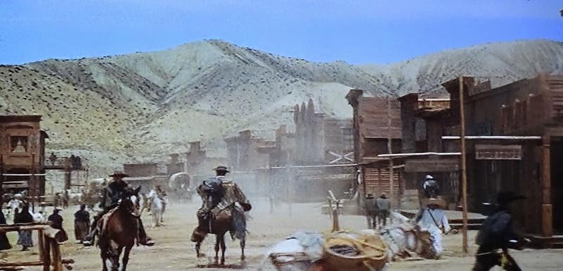 Retour à Almeria: les fantômes de Mesa Verde et d'El Paso 11-19610