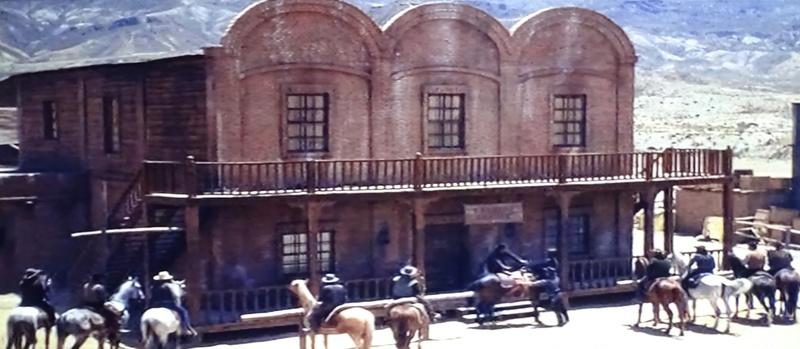 Retour à Almeria: les fantômes de Mesa Verde et d'El Paso 18-19610