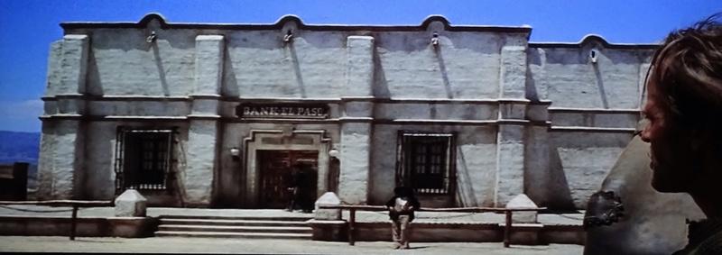 Retour à Almeria: les fantômes de Mesa Verde et d'El Paso 20-19610